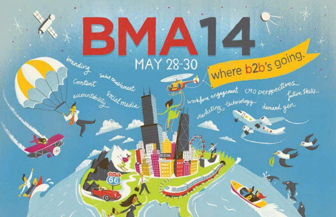 BMA14 promotional image