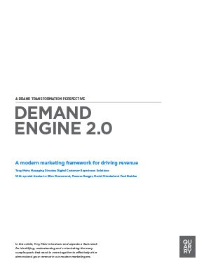 Demand Engine 2.0 White paper